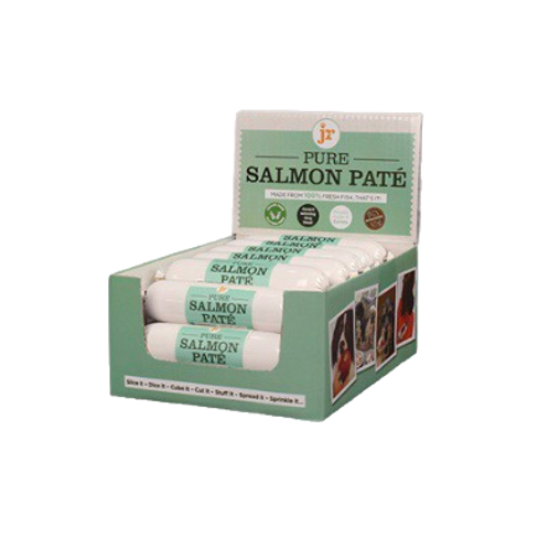 Pure Salmon Pate x 400g - From 4 Weeks