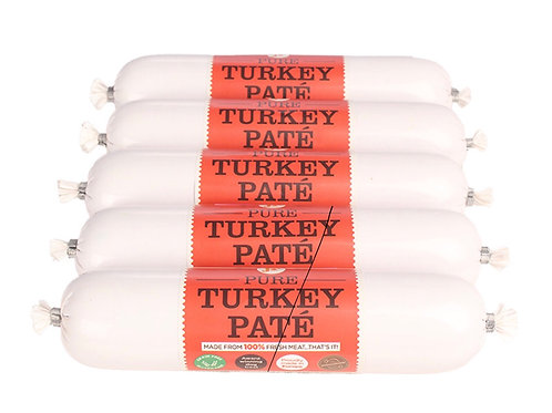 Pure Turkey Pate - 200g - From 8 Weeks