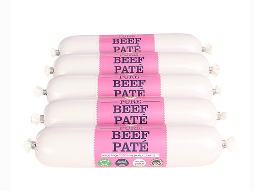 Pure Beef Pate - 200g - From 8 Weeks