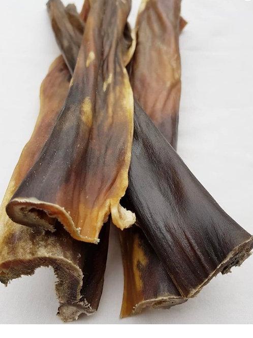 Beef Muscle Chews - Dark - 500g