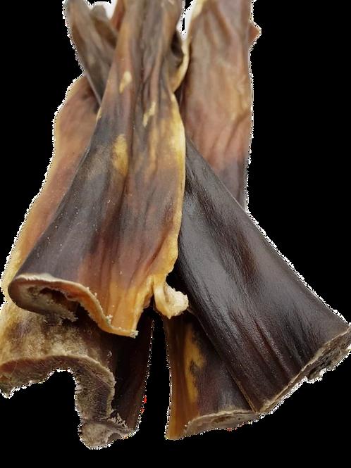 Beef Muscle Chews - Dark -  Med -500g