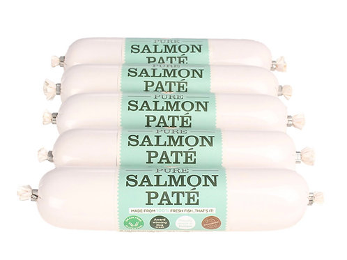 Pure Salmon Pate - 200g - From 8 Weeks