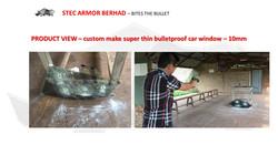 BANGLADESH BULLETPROOF CAR ARMORING