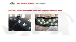 INDIA BULLETPROOF CAR ARMORING