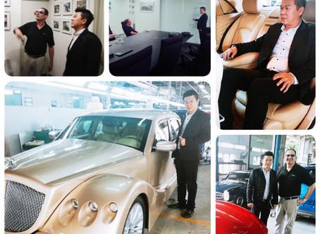 BUFORI Motor Sport (M) Sdn Bhd joining STEC Armor Berhad as Founder