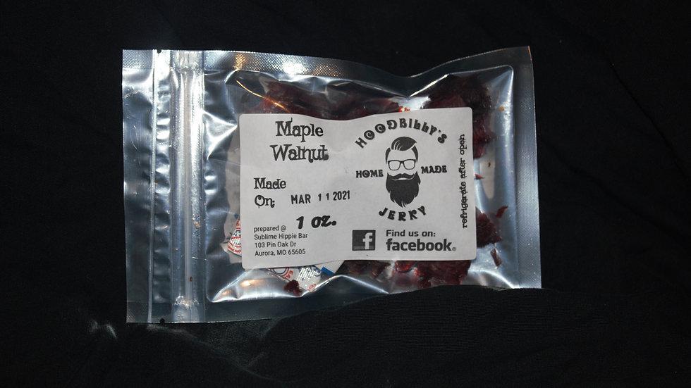 Maple Walnut snack pack