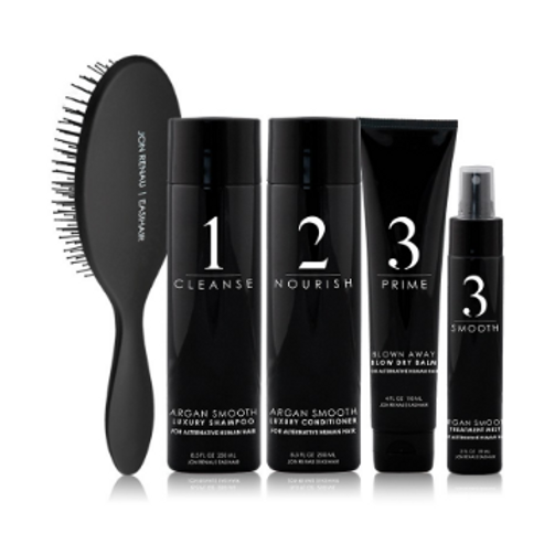 Human Hair Care System – 5pc kit