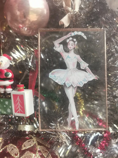 Nutcracker Ballerina Collection