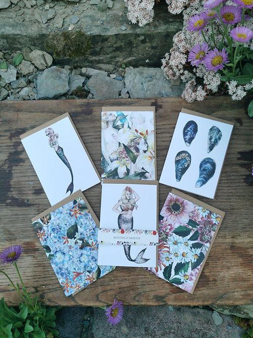 Blostma & Merewif Card Set