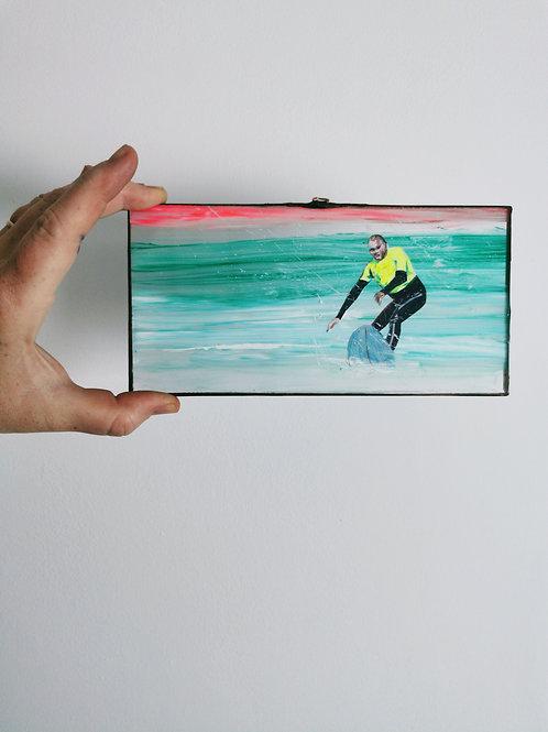 Glass Surf Hero - Personalised