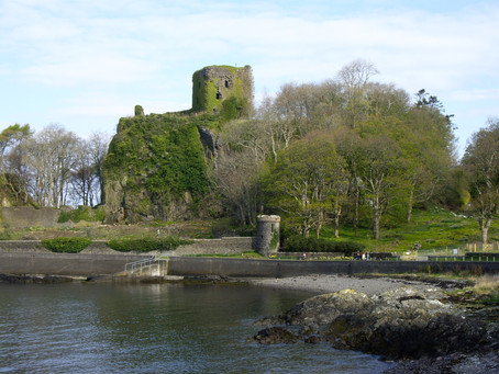 Dunollie Castle & the 1745 House