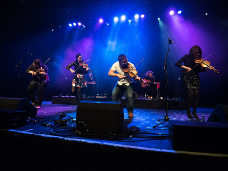 Get up and dance at Oban Live