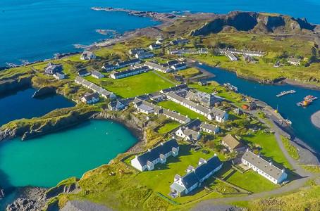 Easdale the slate island