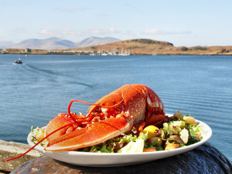 Oban: Seafood Capital of Scotland