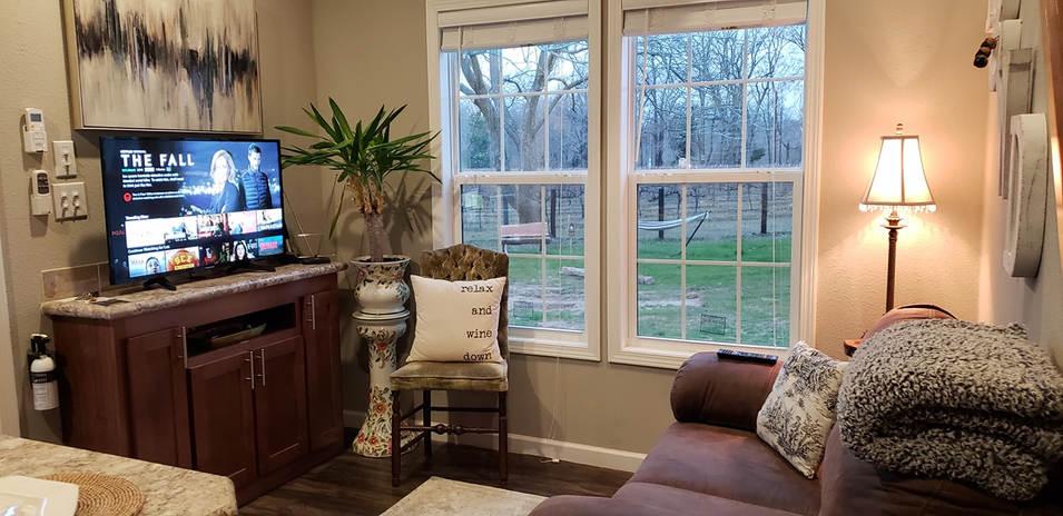 Merlot Living Room