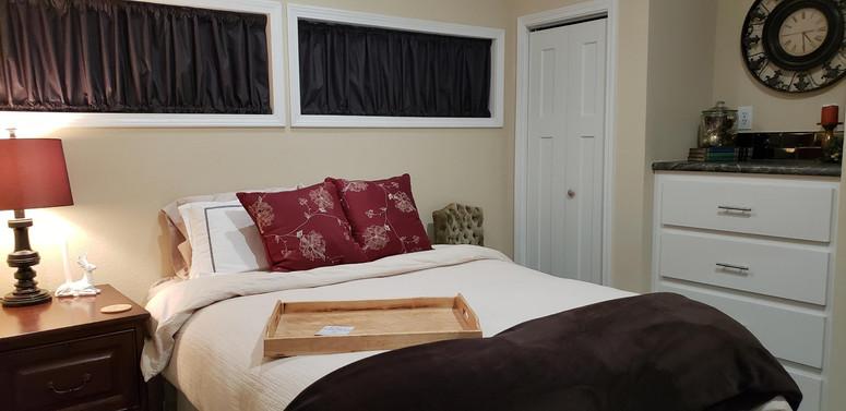 Blanc Bedroom