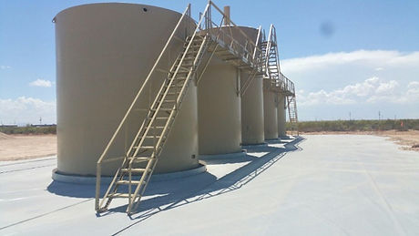 Shop Welded Tanks
