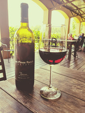 Wine From Los Pinos Winery