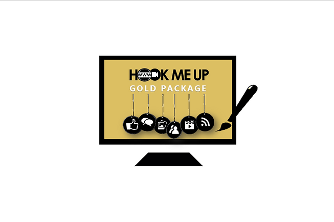 7 - Hook Me Up - Website Package Icon -