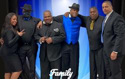 Founders celebrating Malik's 50th birthday