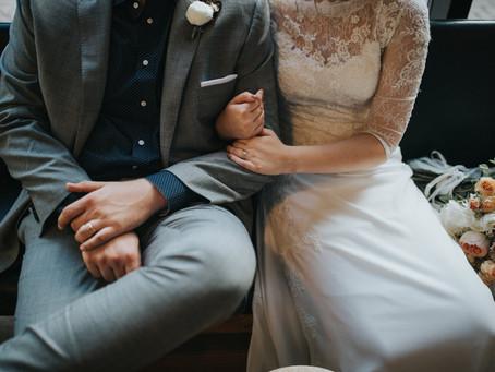 {My Wedding} Downtown Winston-Salem, NC