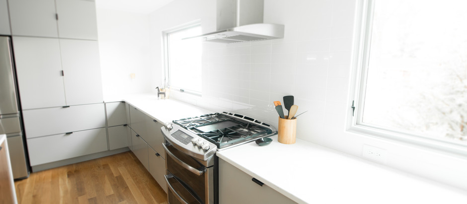 From Dentist Office to Dream Kitchen