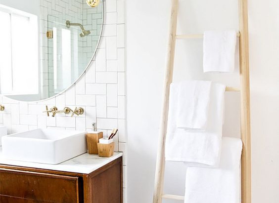 7 Tricks to Make Your Bathroom Feel Like a Hotel