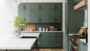 Sage Green Cabinet Option - New From Waypoint Living Spaces