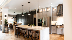 Project Reveal - Lexington, NC Kitchen Design with Kraftmaid Cabinetry