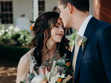 {Jenna-Beth + Mat} Raleigh Wedding