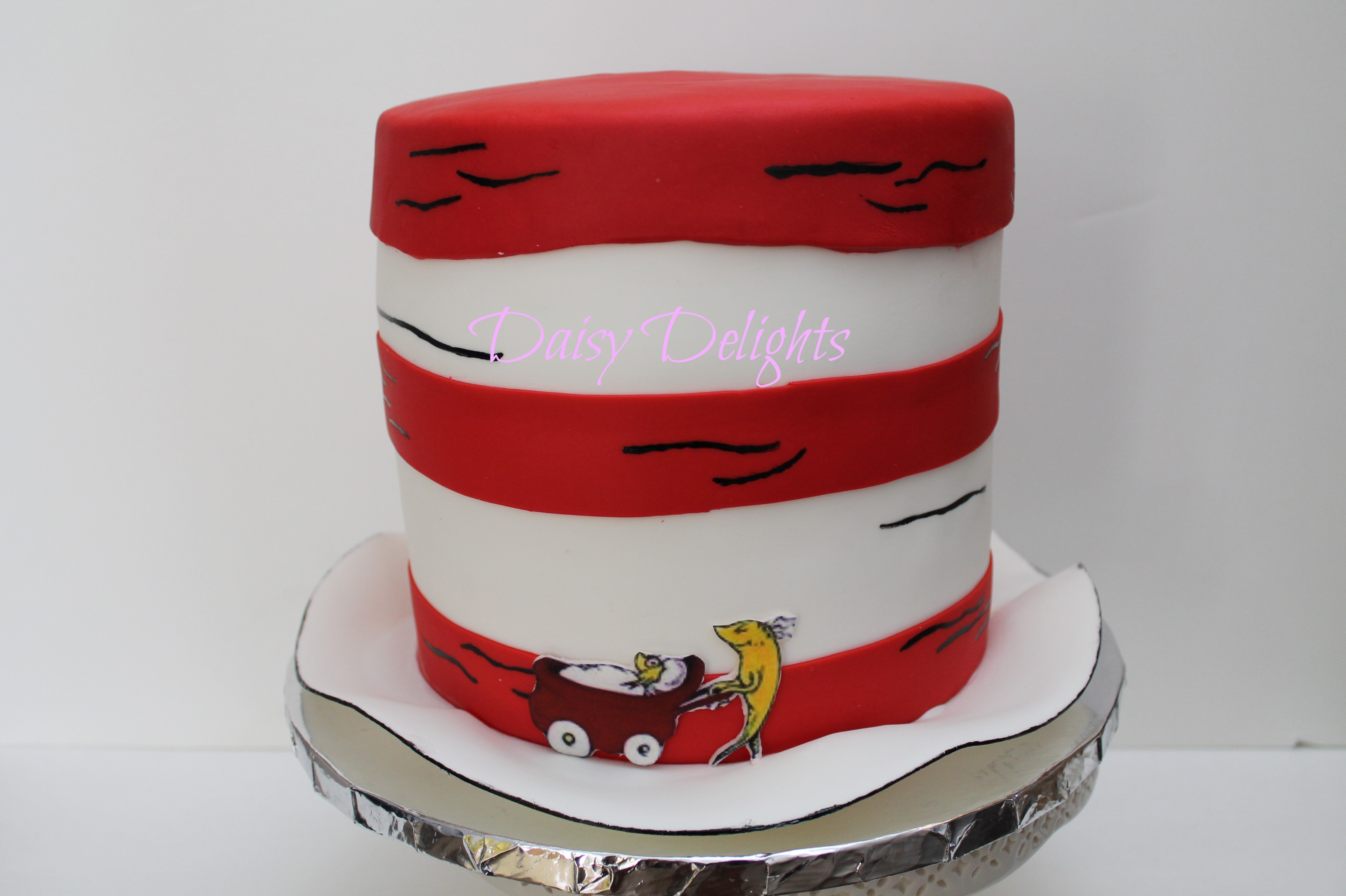 Dr Seuss Hat