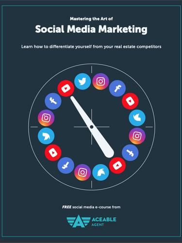 AceableAgent Social media marketing