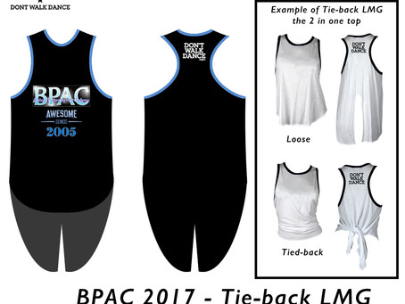 Have You Ordered Your Official BPAC Singlet yet?