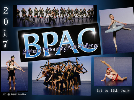 BPAC 2017 Entries Now Online & Open!