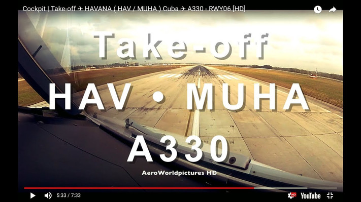 Havana @ Take-off