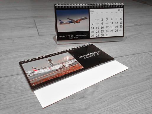 Order now our Calendar 2018
