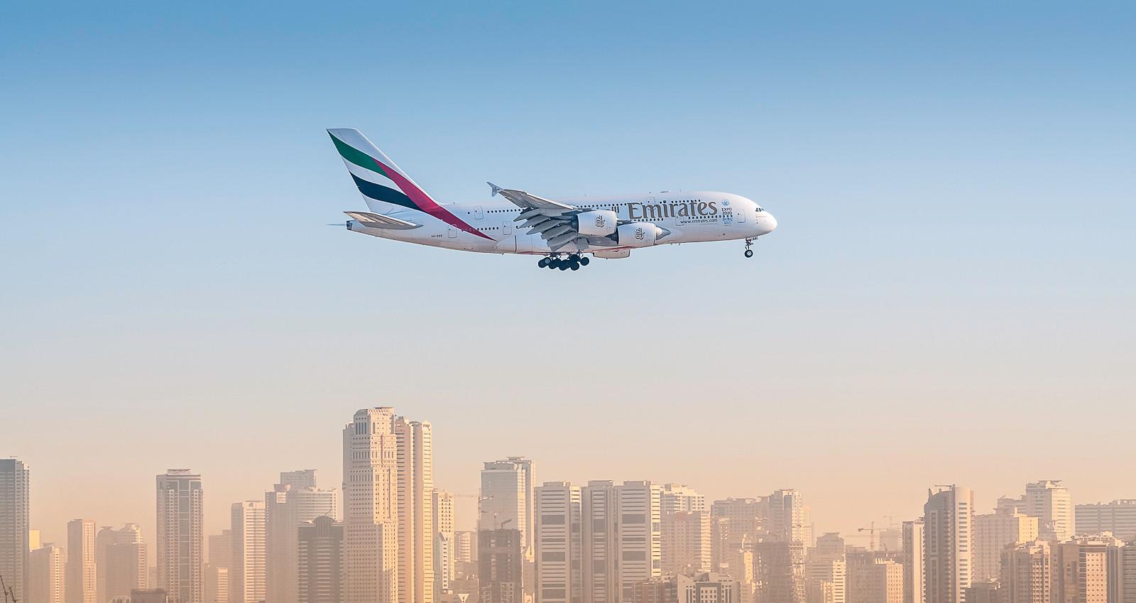 Dubai @ Planespotting