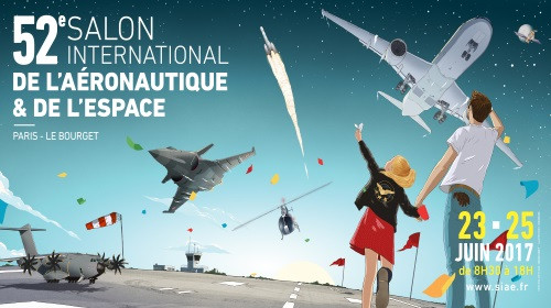 Relive # 52th Paris AirShow 2017