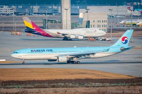 Seoul @ Planespotting