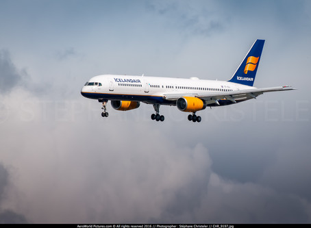 Pic's News : Icelandair back to Paris ORY