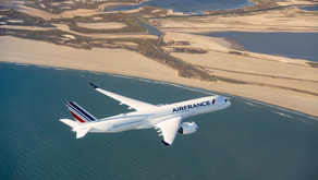 AIR FRANCE WELCOMES ITS 1ST AIRBUS A350