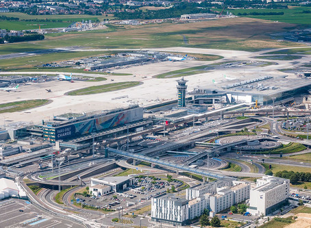 Flight over # Paris • Orly [ORY/LFPO] France