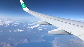 Transavia # Flight Review • TO3556 | ORY-JTR | B738 • Economy