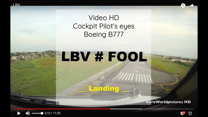 Libreville @ Landing