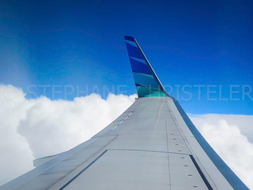 Garuda # Flight Review - GA825 | SIN-CGK | B738 - Economy