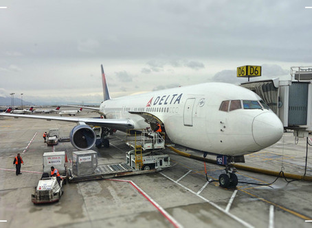 Delta Air Lines # Flight Review • DL088 | CDG-SLC | B763 • Economy
