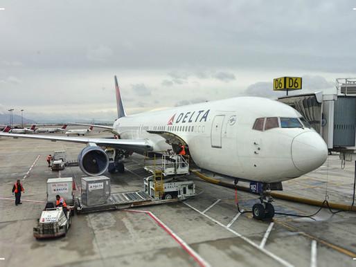 Delta Air Lines # Flight Review • DL088 | CDG-SLC | B763 • Economy