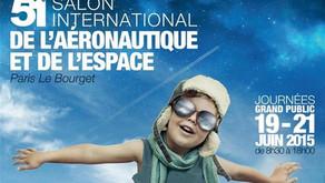 Relive # 51th Paris Air Show 2015