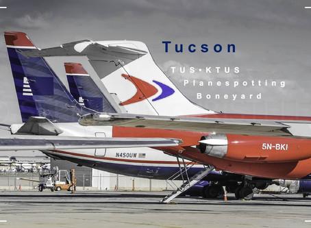 Tucson # Boneyard Spotting