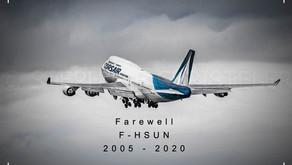 Corsair # Bye bye F-HSUN